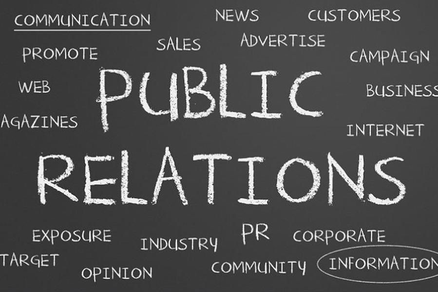 public relations (P.R)